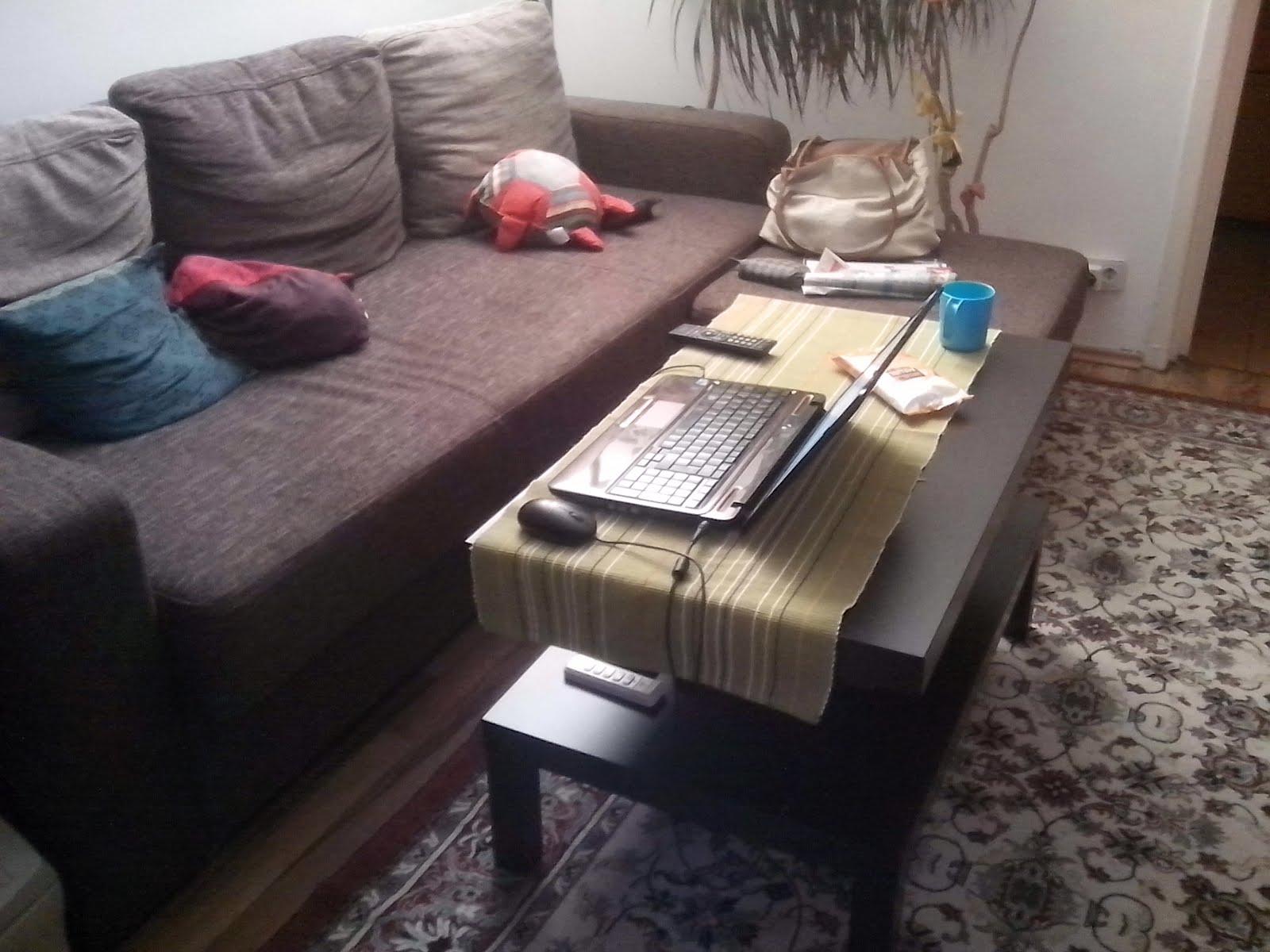 Lift Top Coffee Table Ikea Hackers