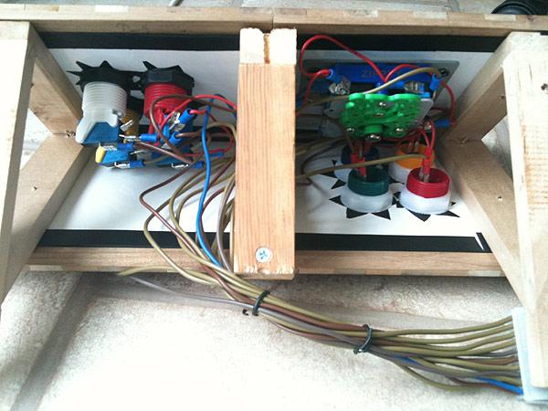 ikea hol arcade machine ikea hackers. Black Bedroom Furniture Sets. Home Design Ideas