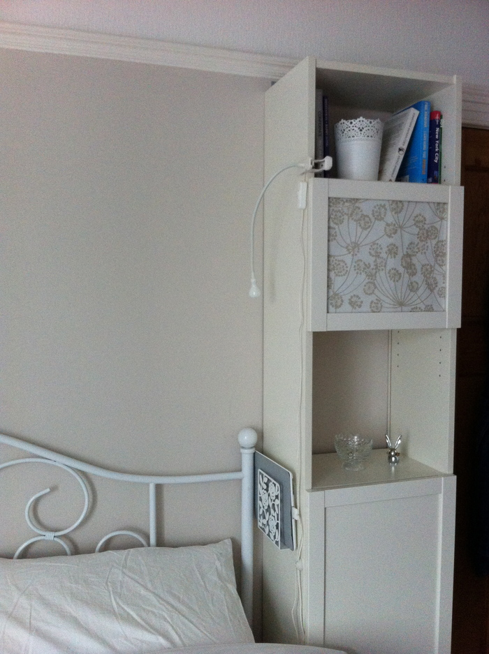 Borrowed Bedroom With 4 Little Hacks Ikea Hackers