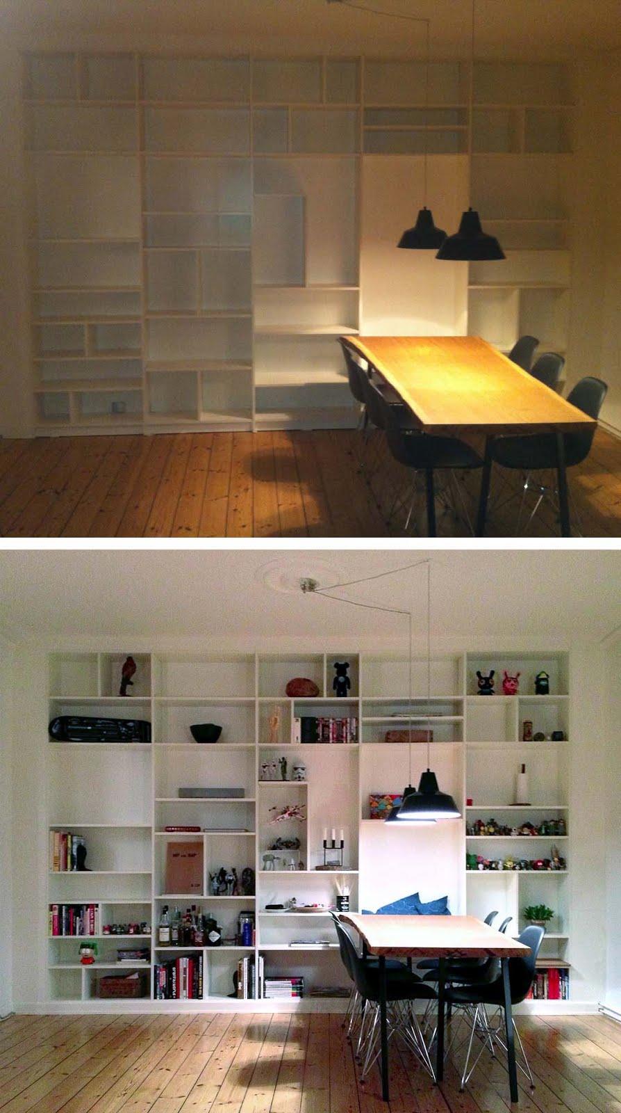 Building Fitted Alcove Book Shelves Diy Moneysavingexpert