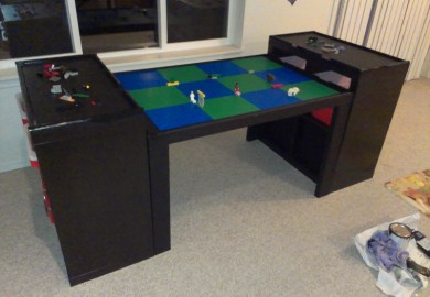 Lego Table With Storage Ikea