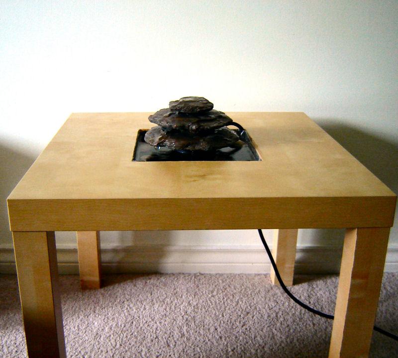 Lack side table planter ikea hackers for Lack tavolino ikea