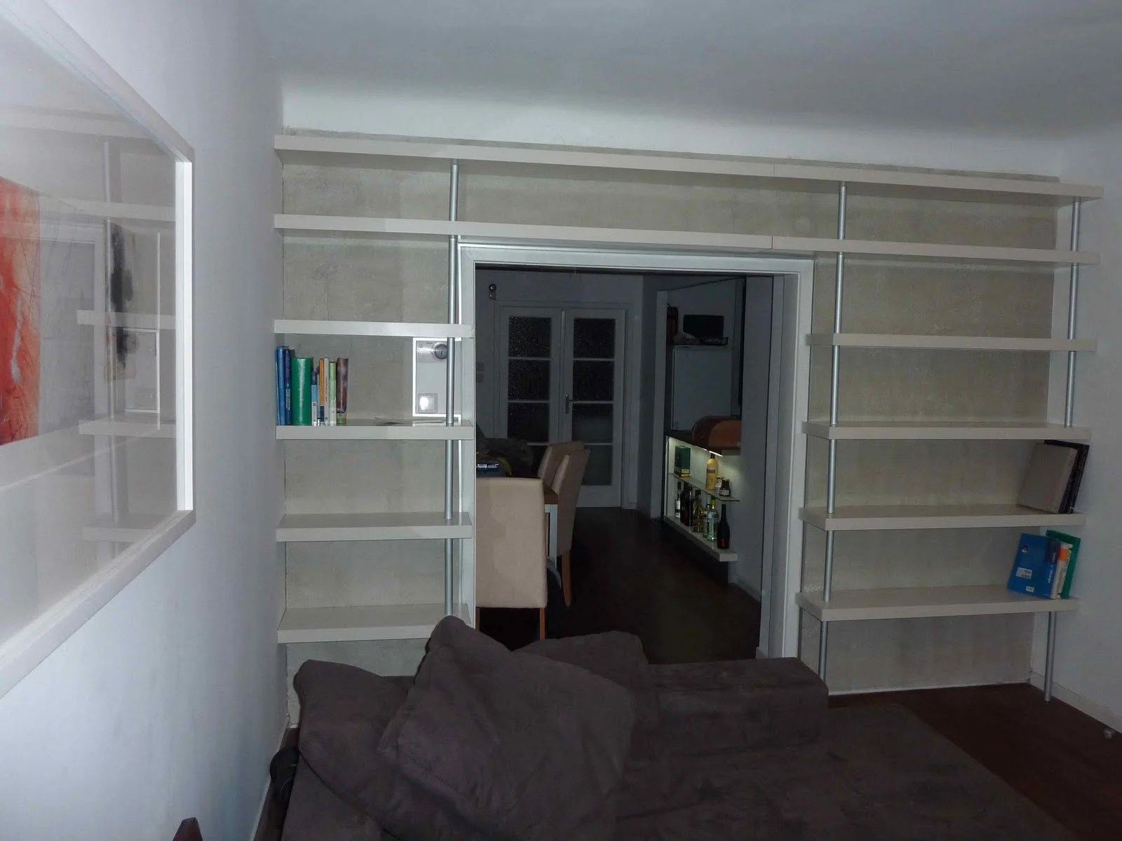 Lack Book Shelf Ikea Hackers