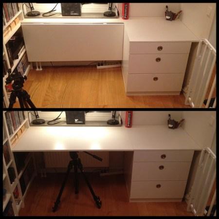 The Foldable Udden Desk