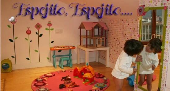 Mirror for a child ikea hackers - Pizarra de pared ikea ...