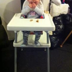 Ikea High Chair Ergonomic Kneeling Improving Your Antilop Highchair Hackers