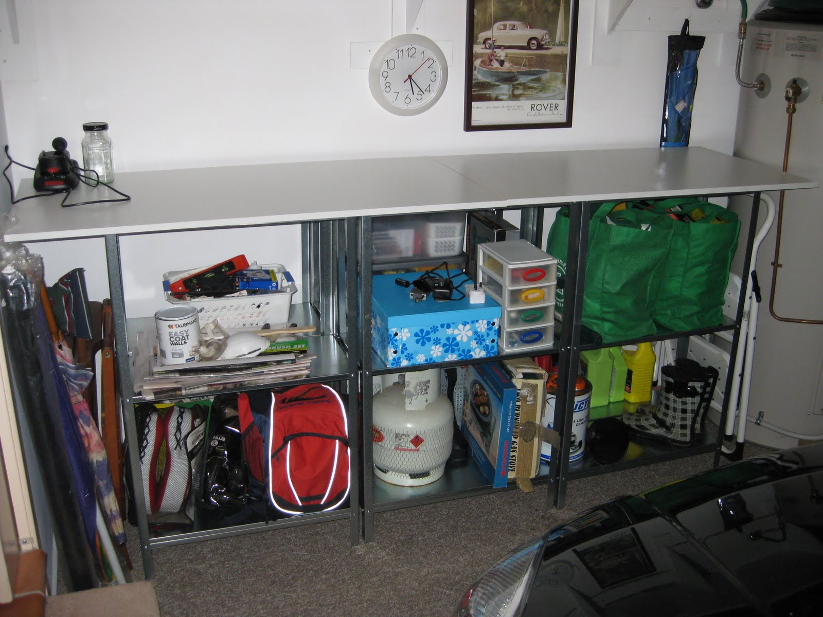 Man Cave Storage Prices : Hyllis garage quot man cave ikea hackers