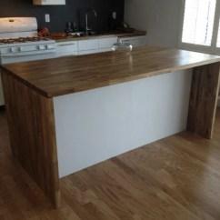 Kitchen Islands Ikea Diy Bench With Storage Malm Meets Numerar Island Hackers
