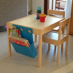 Children's Desk Chair Jules Tables And Rentals Latt Table Equipped - Ikea Hackers