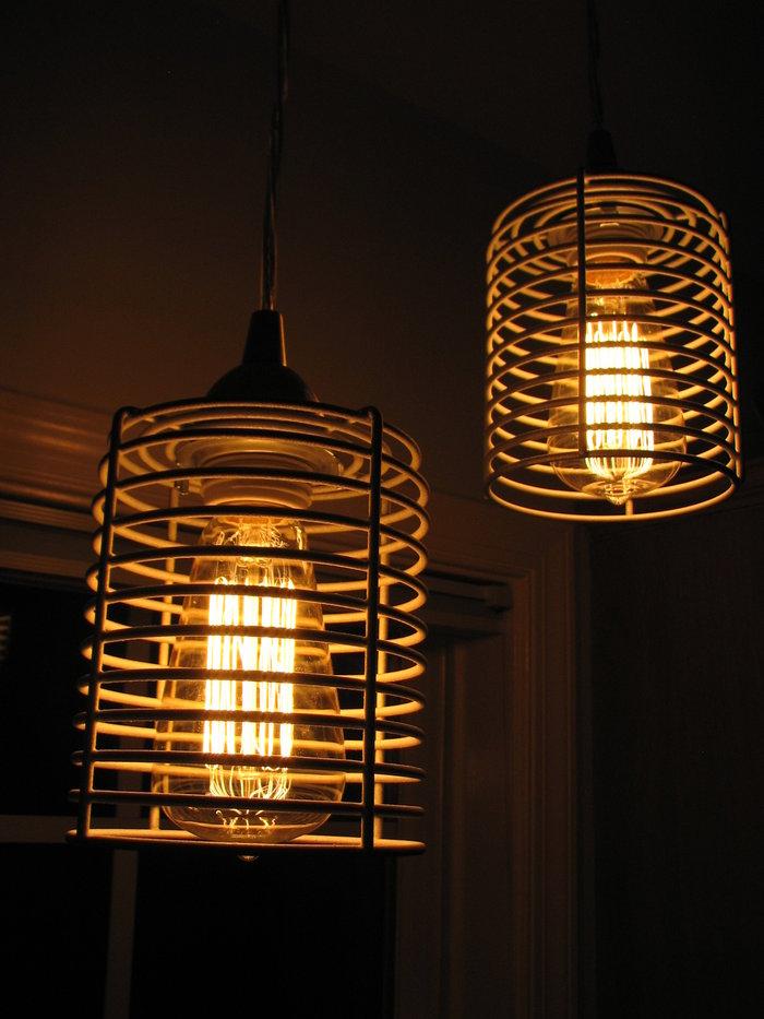blanken industrial pendant light