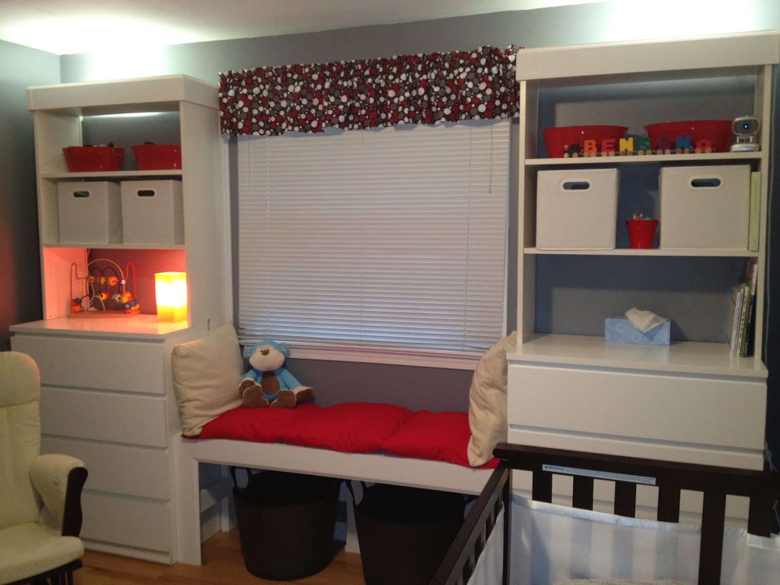 Mock Built Ins With Malm And Billy Ikea Hackers