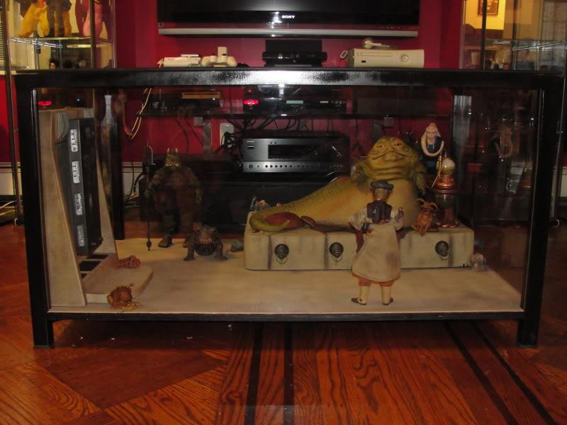 collector display case granas coffee