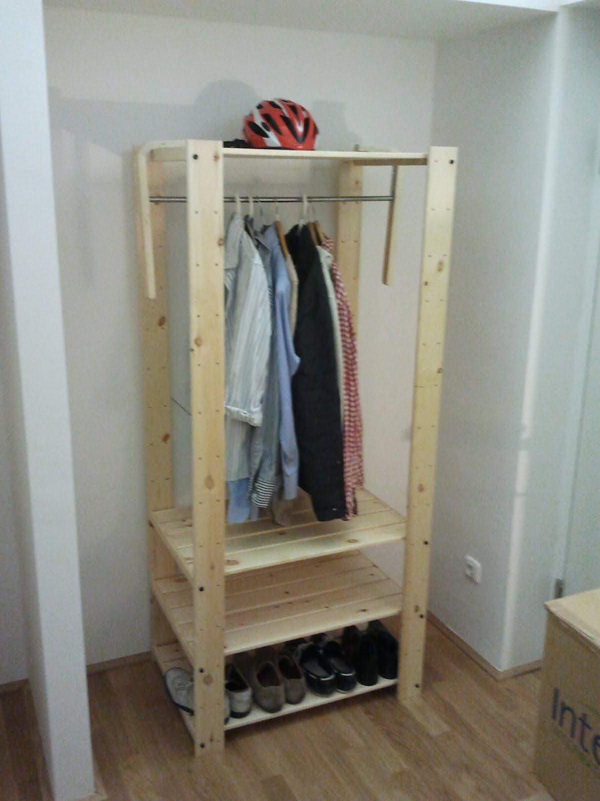 The 40 Euro Wardrobe Ikea Hackers