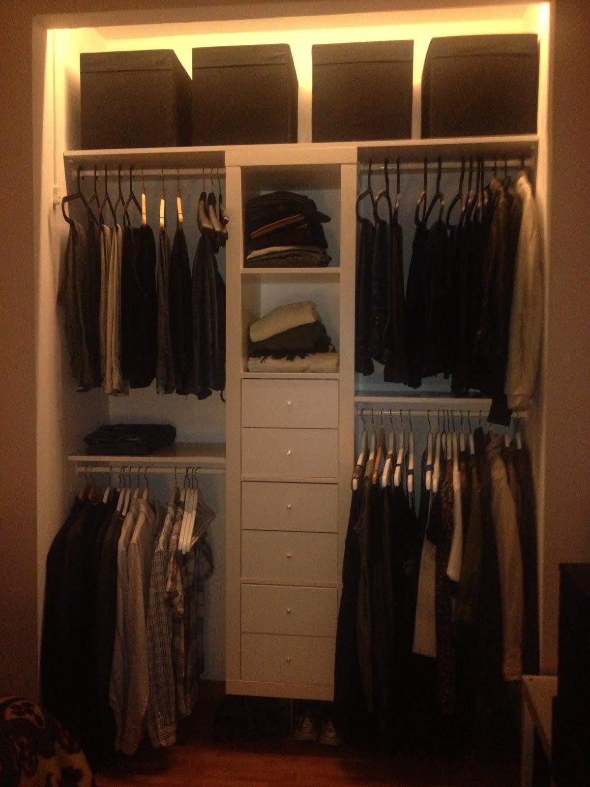 Open Wardrobe Ikea Hackers