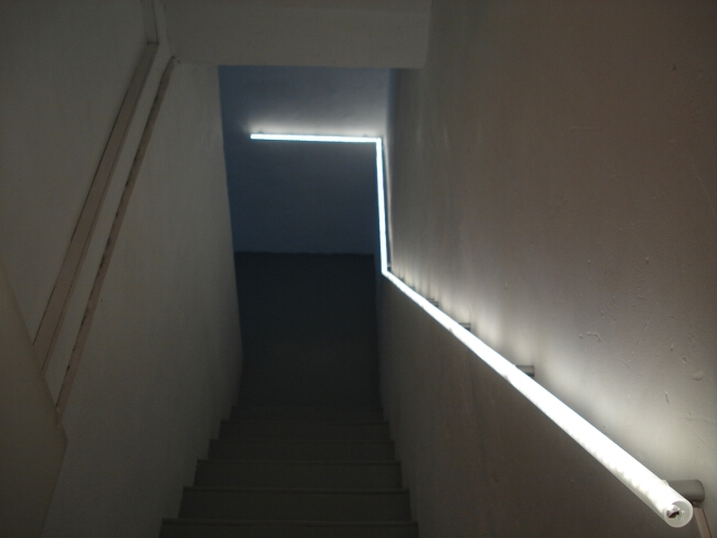 Stairway Handrail To Heaven Ikea Hackers   Lighted Handrails For Stairs   Wood Hand Rail Design   Antique   Brushed Nickel   Modern   Acrylic