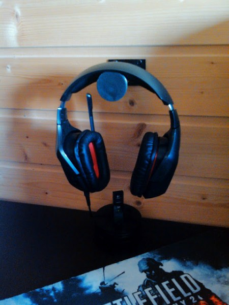 Headset Wall Mount