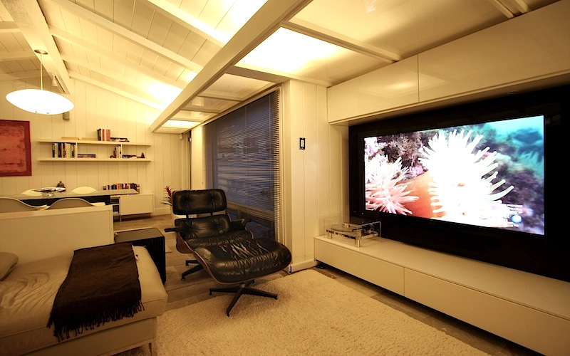 Living Room Wall System