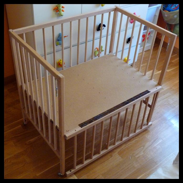 Sniglar Crib Co Sleeper Ikea Hackers