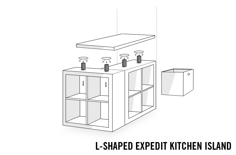 Exceptional Description: For Our New Kitchen We Searched A Kitchen Island. But None Of  The Premade Matched Our Needs (my Wife Wanted Something With Color).