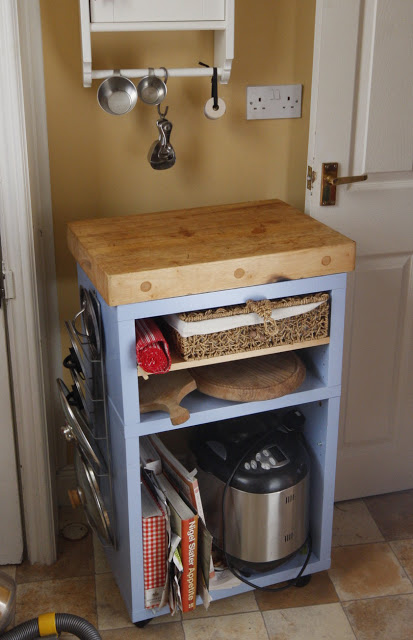 Gap Needed Island Kitchen