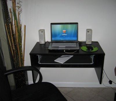 Hack A Floating Laptop Table Ikea Hackers