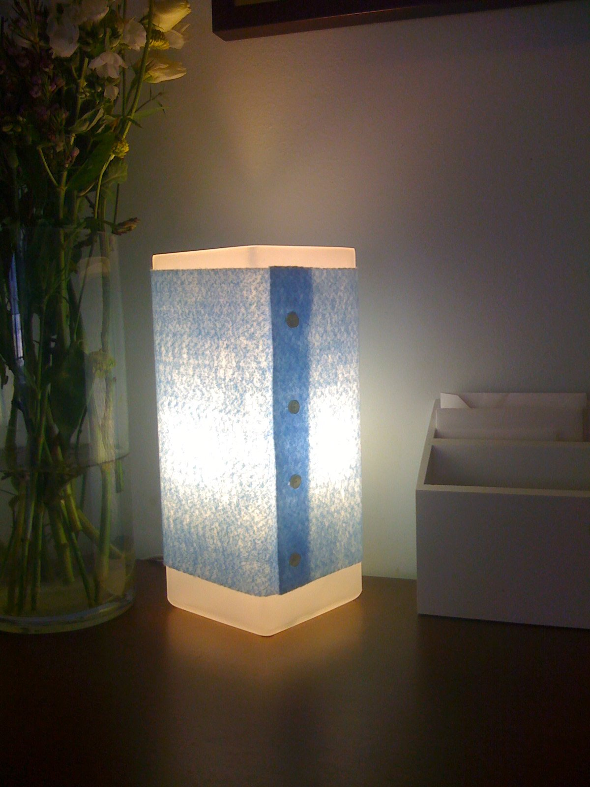 Bon See Other Grono Lamp Hacks: U2013 Great Grono Lamp Hacks U2013 Grono As Bathroom  Lights U2013 Good Looking Gronos U2013 Palm Leaf Textured Grono Lamp Shade