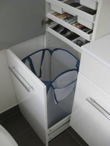 Laundry Basket Storage Hack Ikea Hackers