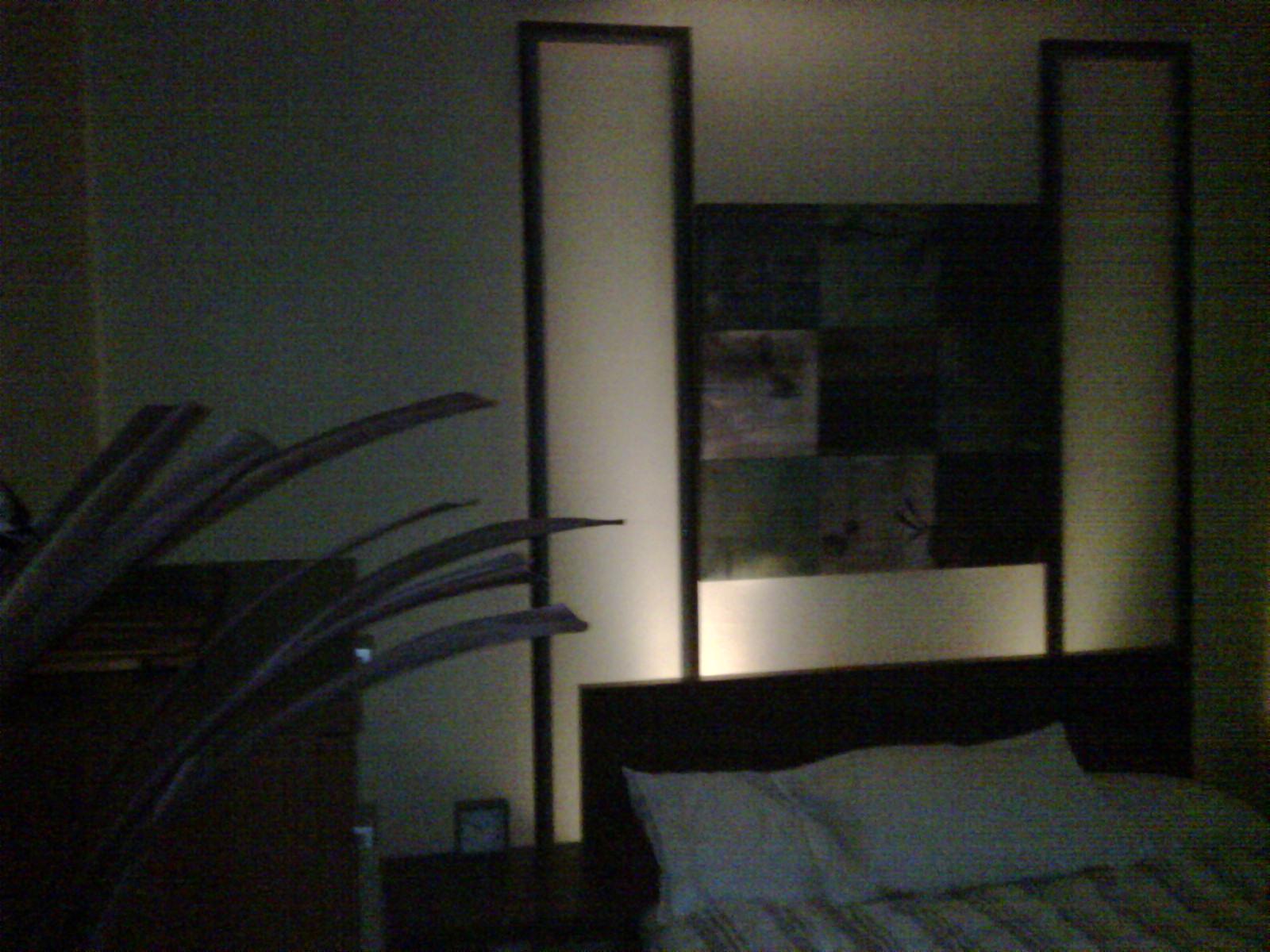 Lights camera bedroom action