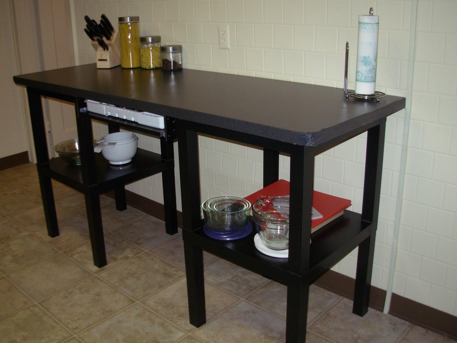 Kitchen work station ikea hackers - Kitchen work tables ikea ...