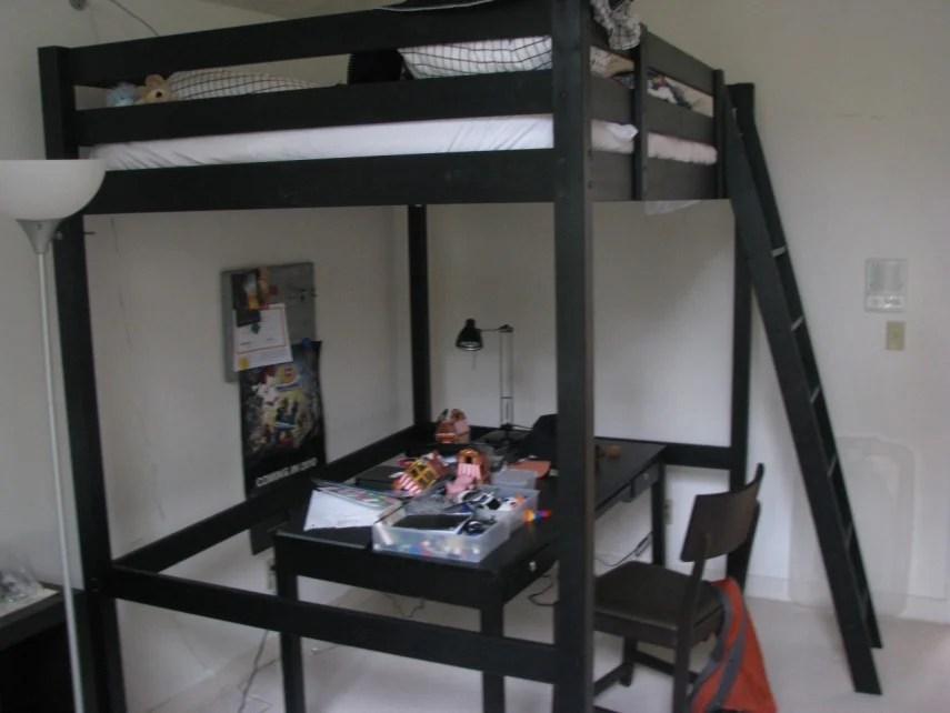 Stora Bed Bracing Ikea Hackers