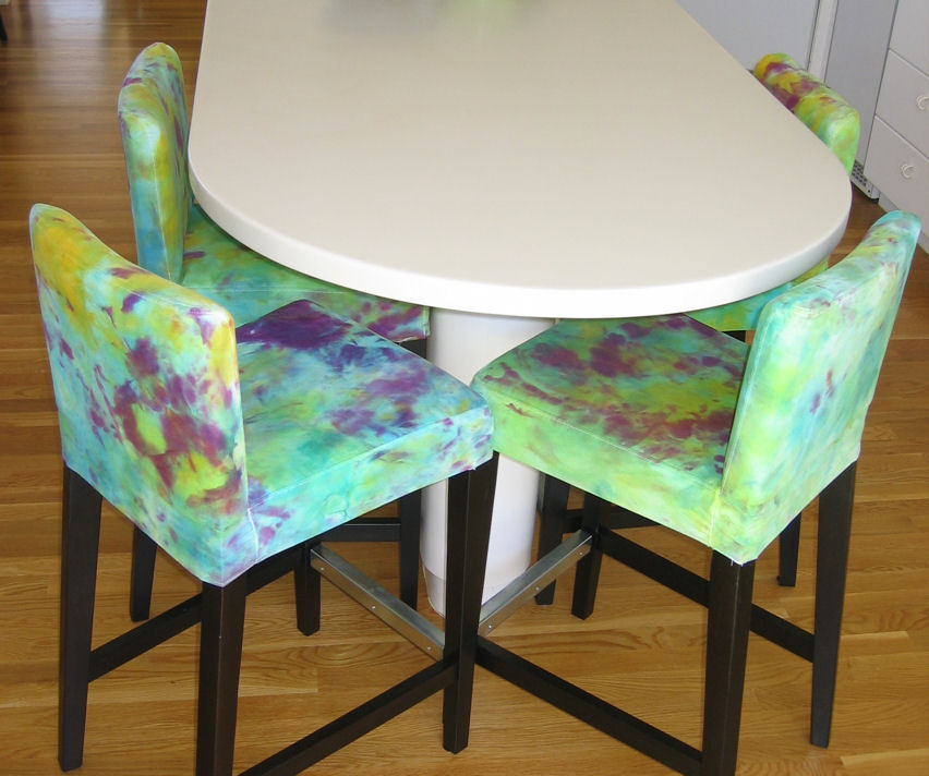 chair covers for ikea henriksdal small office with arms gets a dye job hackers