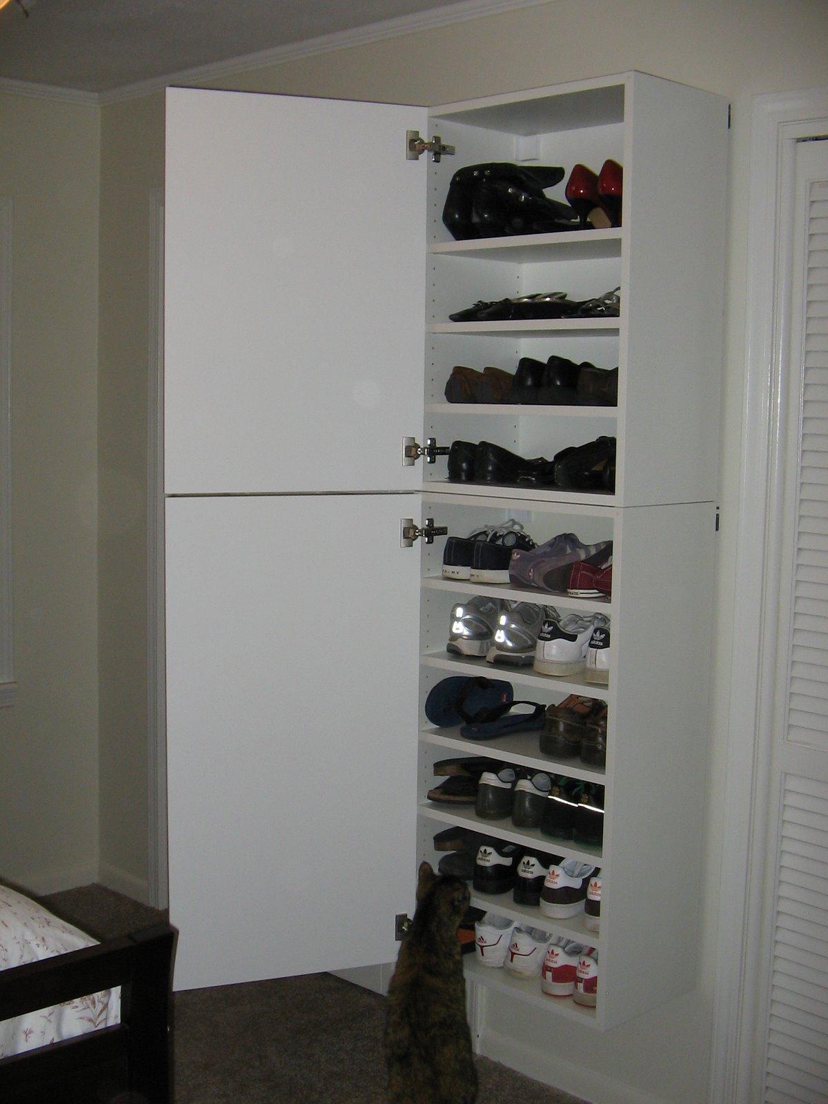 Emily S Gorgeous Shoe Storage Ikea Hackers