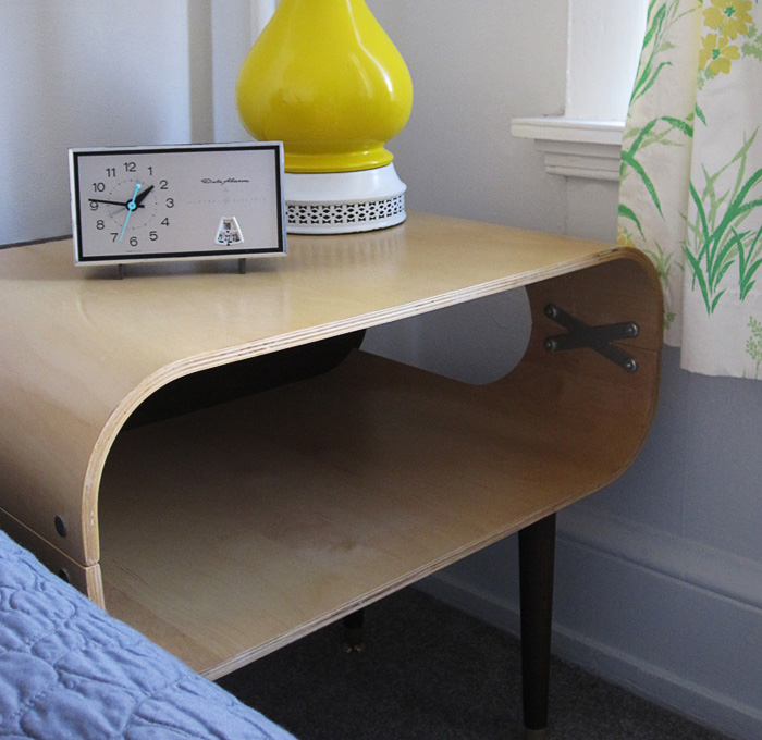 Coffee Table Turned Night Stands