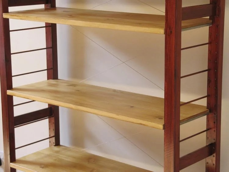 ivar bookshelf ikea hackers. Black Bedroom Furniture Sets. Home Design Ideas