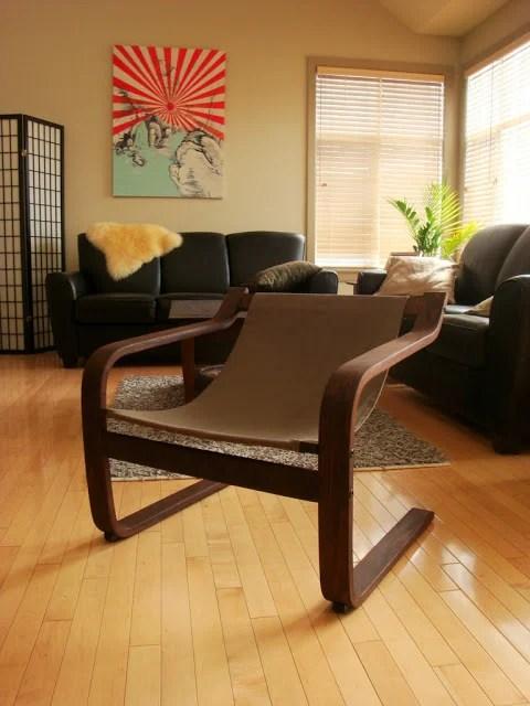 pimp my poang ikea hackers. Black Bedroom Furniture Sets. Home Design Ideas