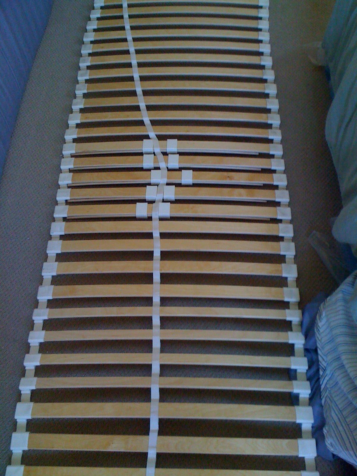 Sultan Lien Slats To Turntable Table Ikea Hackers