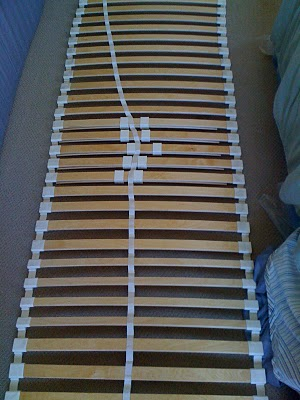 1. Measure And Cut The Slats. (leave Room For Audio Jacks And On/off Switch)