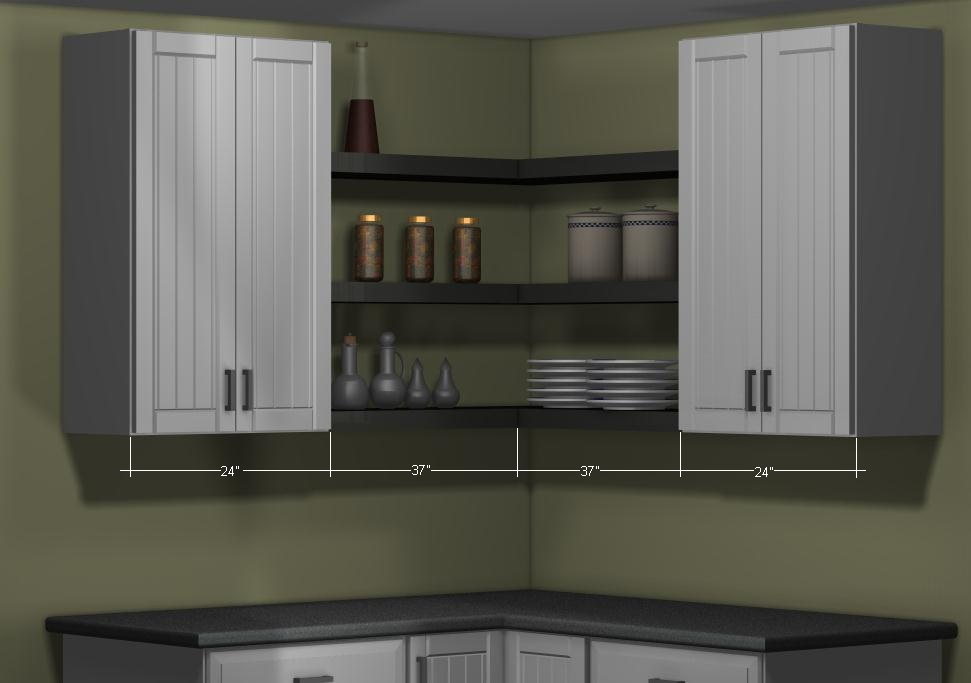 Whats the right type of Wall Corner Cabinet for my Kitchen