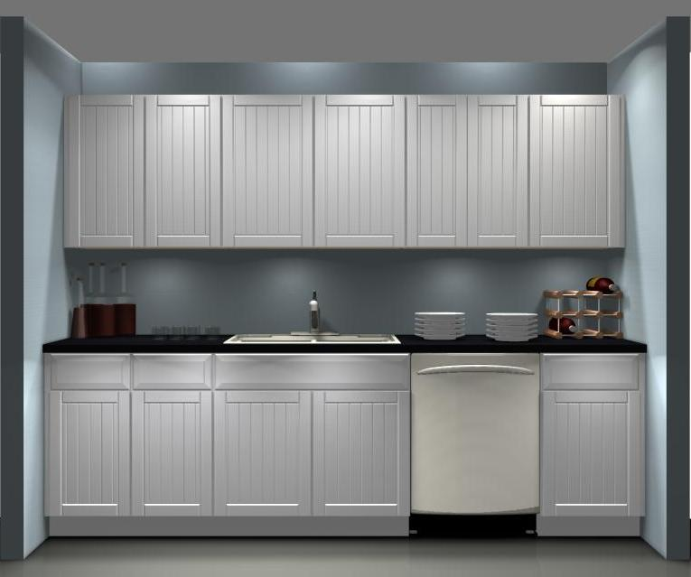 kitchen sink cabinets tall trash can size common design mistakes why is the cabinet above smaller