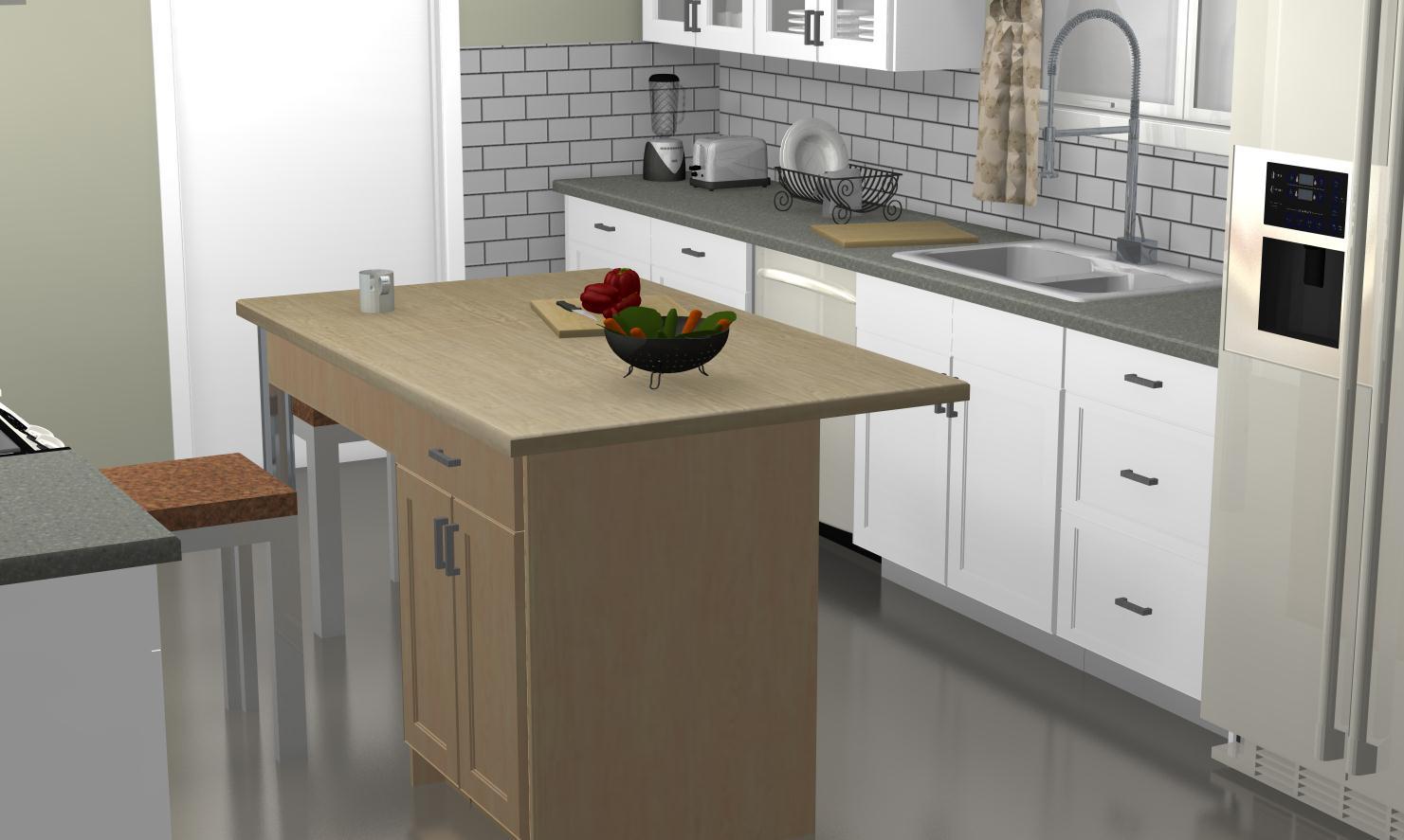 kitchen faucet with handspray boos block island ikdo | the ikea design online blog