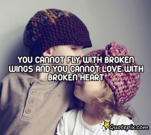 broken heart #Marry Her