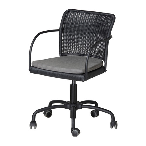 clear acrylic swivel office chair fisher price singing gregor | ikea reviews