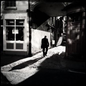 Bermondsey St Light and Shadow
