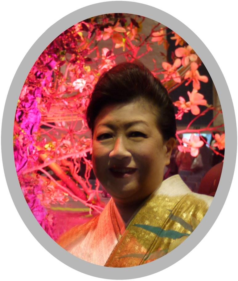 Interview Akane Teshigahara by Ekaterina Seehaus Floralien Ghent Gent 2016
