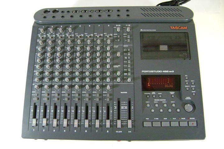 カセットMTRで音楽を作ってみよう♪Vol.01【購入編】