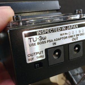 背面にあるスイッチで切り替えまーす