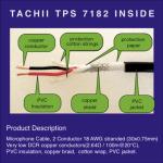 あのケーブルの中身を公開!【TPS 7182 by 立井電線】