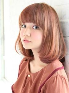 成人式 髪型 ミディアム アレンジ