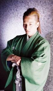 成人式 袴 男 髪型11