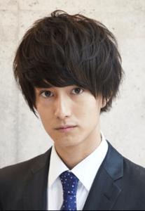 成人式 スーツ 男 髪型14